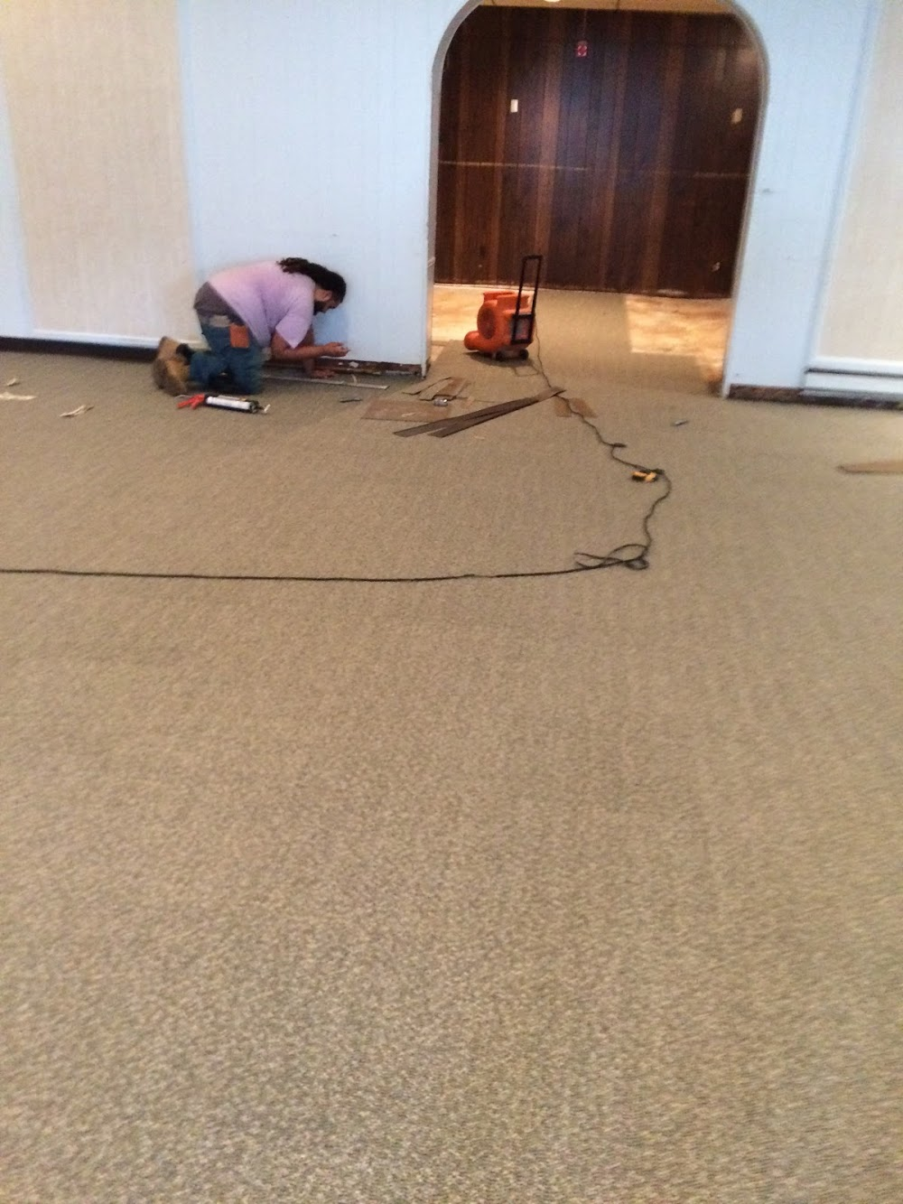 AJS CARPET AND FLOORING